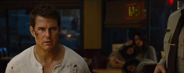 Eerste Trailer Jack Reacher: Never Go Back