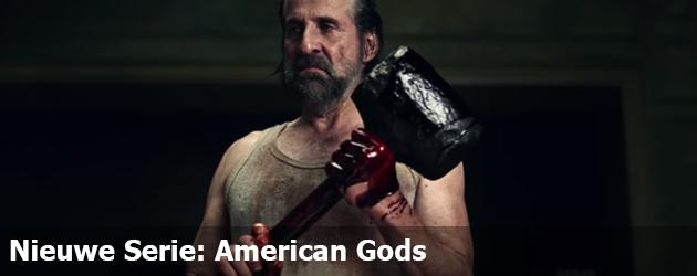 Nieuwe Serie: American Gods