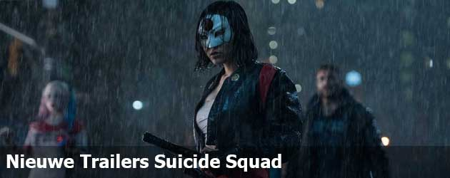 Nieuwe Trailers Suicide Squad