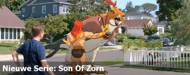 Nieuwe Serie: Son Of Zorn