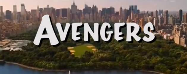 Wat als...The Avengers een 80's sitcom was?