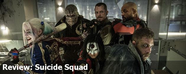 Review: Suicide Squad
