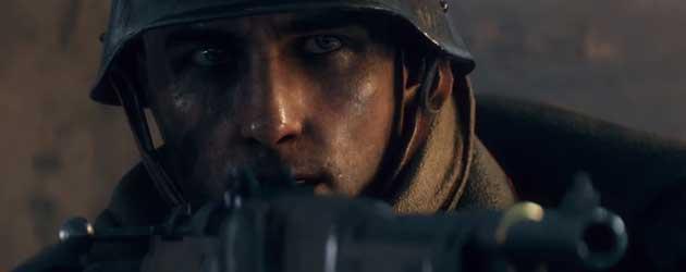 Epische Battlefield 1 Single Player Trailer