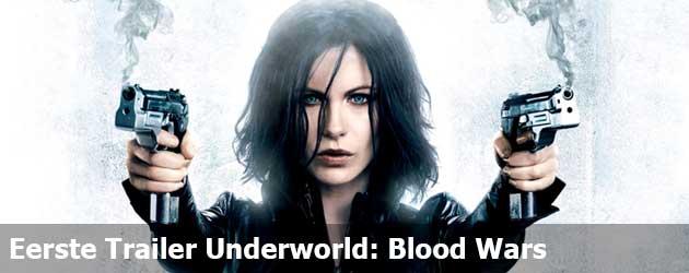 Eerste Trailer Underworld: Blood Wars