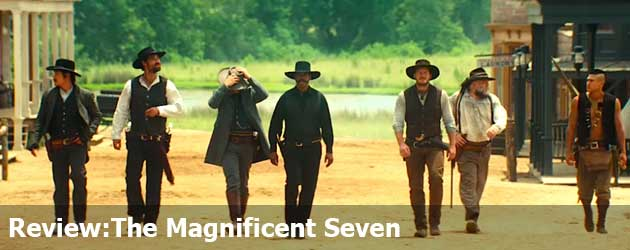 Review:The Magnificent Seven