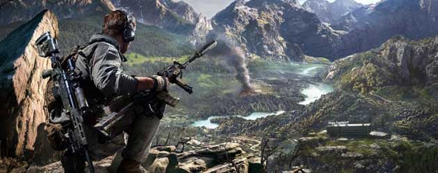 Sniper Ghost Warrior 3 TwitchCon Trailer