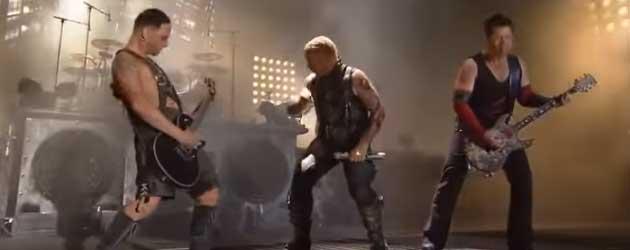 Rammsteins Du Hast In Een Bossa Nova Versie