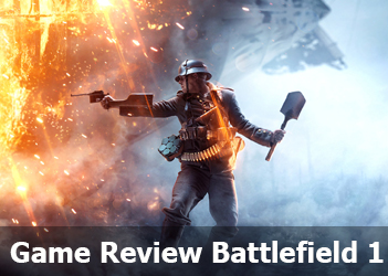 Battlefield 1 game review