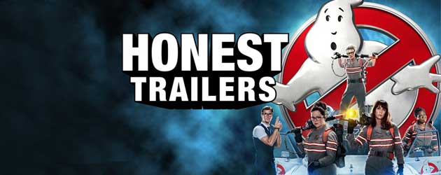 De Honest Trailer Van Ghostbusters Is Nogal Grof