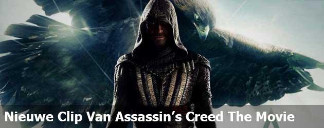 Nieuwe Clip Van Assassin's Creed The Movie