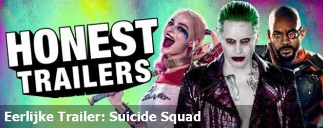 Eerlijke Trailer: Suicide Squad