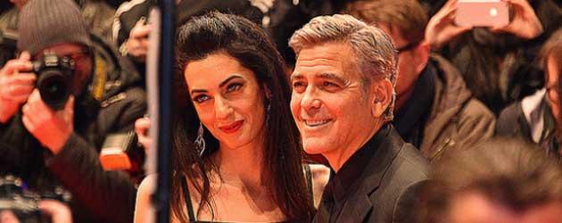 Dit Is Amal De Vrouw Van George Clooney