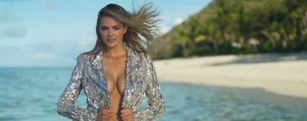 Kate Upton Voor Sports Illustrated