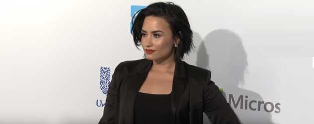 Demi Lovato Vindt Het niet erg dat haar Naaktfoto's gelekt zijn