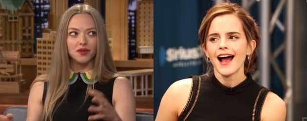 Naaktfoto's gelekt van Emma Watson En Amanda Seyfried