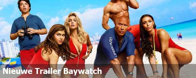 Nieuwe Trailer Baywatch