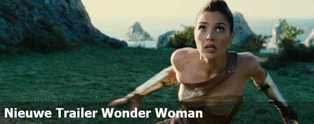 Nieuwe Trailer Wonder Woman