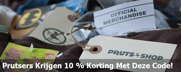 PrutsFM Kortingscode