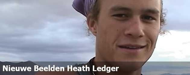 Nieuwe Beelden Heath Ledger