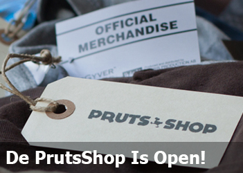 De PrutsShop is open!