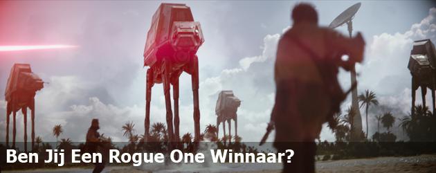 Ben Jij Een Rogue One Winnaar?
