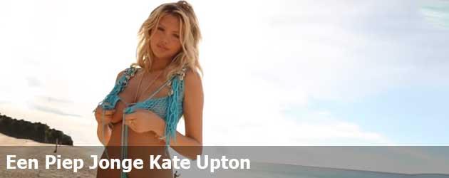 Een Piep Jonge Kate Upton