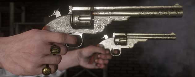 Nieuwe Screenshots Red Dead Redemption 2