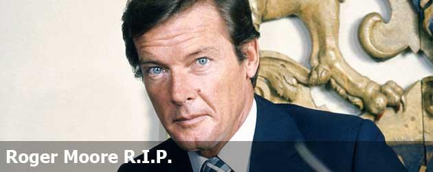 Roger Moore R.I.P.