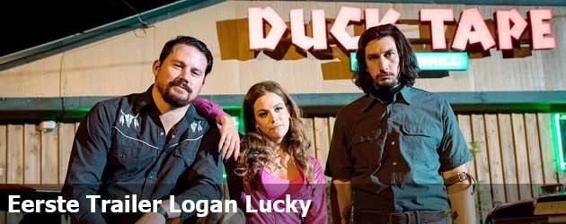 Eerste Trailer Logan Lucky