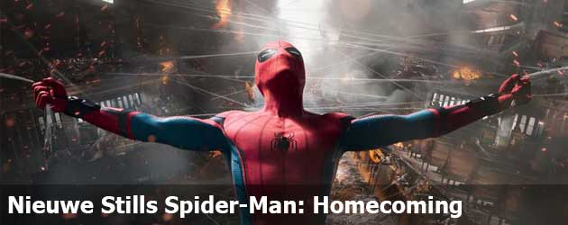 Nieuwe Stills Spider-Man: Homecoming