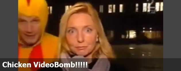 Chicken VideoBomb!!!!!