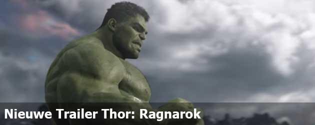 Nieuwe Trailer Thor: Ragnarok