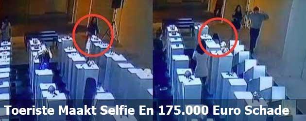 Toerist Maakt Selfie En 175.000 Euro Schade