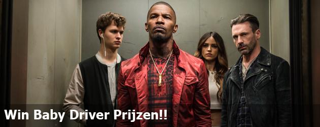 Win Baby Driver Prijzen!!