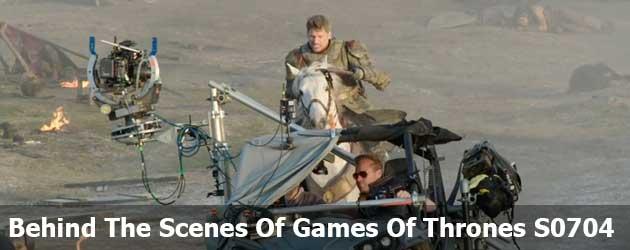 Behind The Scenes Of Games Of Thrones S0704