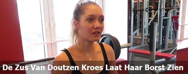 De Zus Van Doutzen Kroes Laat Haar Borst Zien