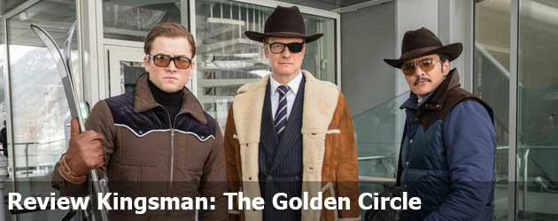 Review Kingsman: The Golden Circle