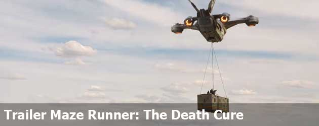 Trailer Maze Runner: The Death Cure