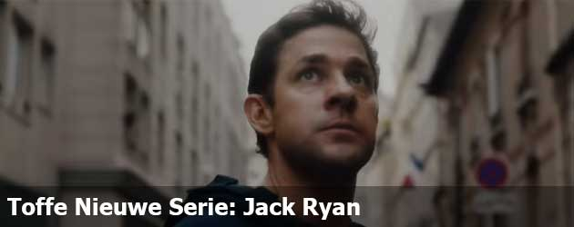 Toffe Nieuwe Serie: Jack Ryan