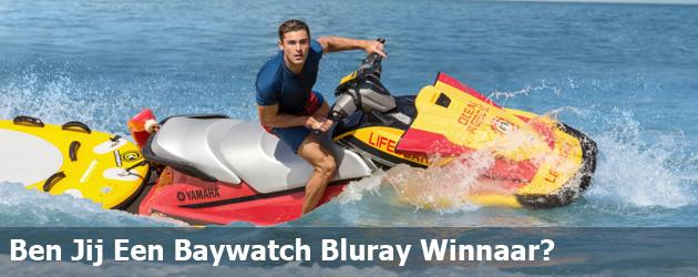 Ben Jij Een Baywatch Bluray Winnaar?