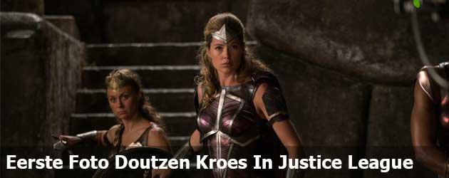 Eerste Foto Doutzen Kroes In Justice League