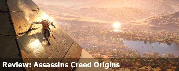 Review:  Assassins Creed Origins