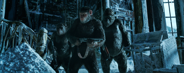 Win Een Planet Of The Apes Bluray