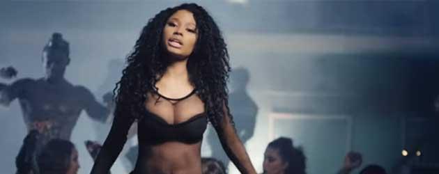 Nicki Minaj Breekt Het Internet Met Foto's