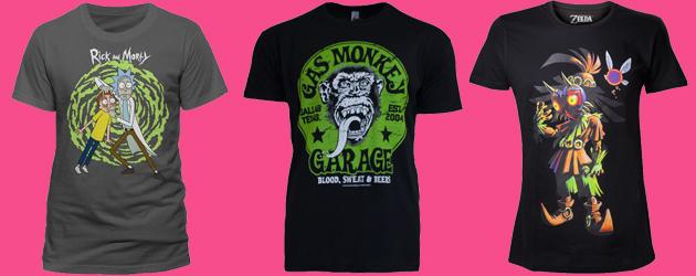 Actie Bij De PrutsShop: 2 Shirts Voor 35 Euro!