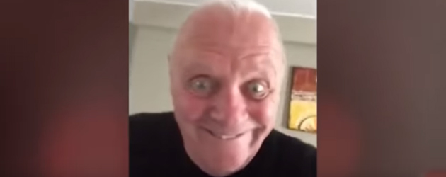 Anthony Hopkins Heeft Last Van Gekte