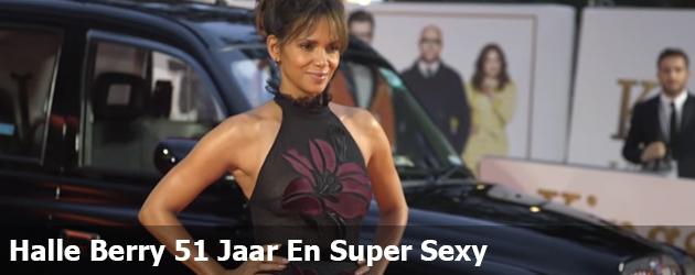 Halle Berry 51 Jaar En Super Sexy