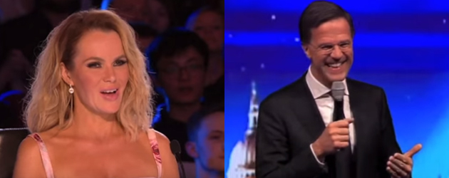 Mark Rutte Bij Britain's Got Talent