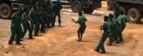 Dansen Leer Je Bij Het Leger