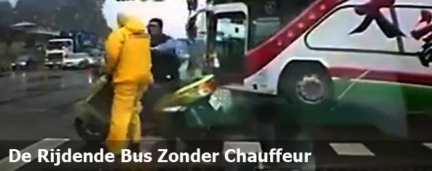 De Rijdende Bus Zonder Chauffeur